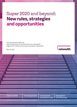 New rules, strategies and opportunities